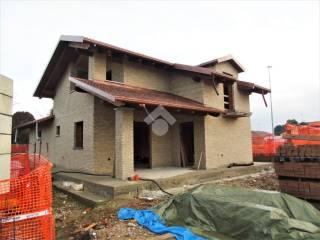 Foto - Villa unifamiliare via Silvio Pellico, Torrazza Piemonte