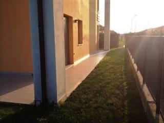 Foto - Trilocale nuovo, piano terra, Stezzano