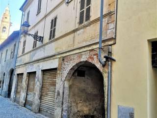 Photo - Building via Jerusalem, Savigliano
