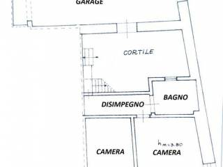 Photo - Single-family townhouse 100 sq.m., to be refurbished, Santa Maria di Licodia