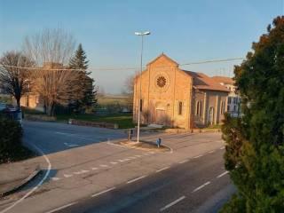 Photo - Single-family townhouse 135 sq.m., good condition, San Giacomo delle Segnate