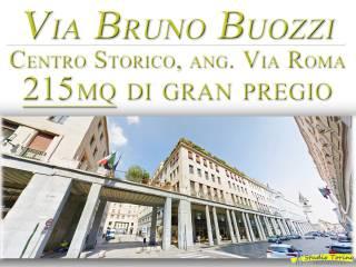 Foto - Quadrilocale via Bruno Buozzi 5, Via Roma, Torino