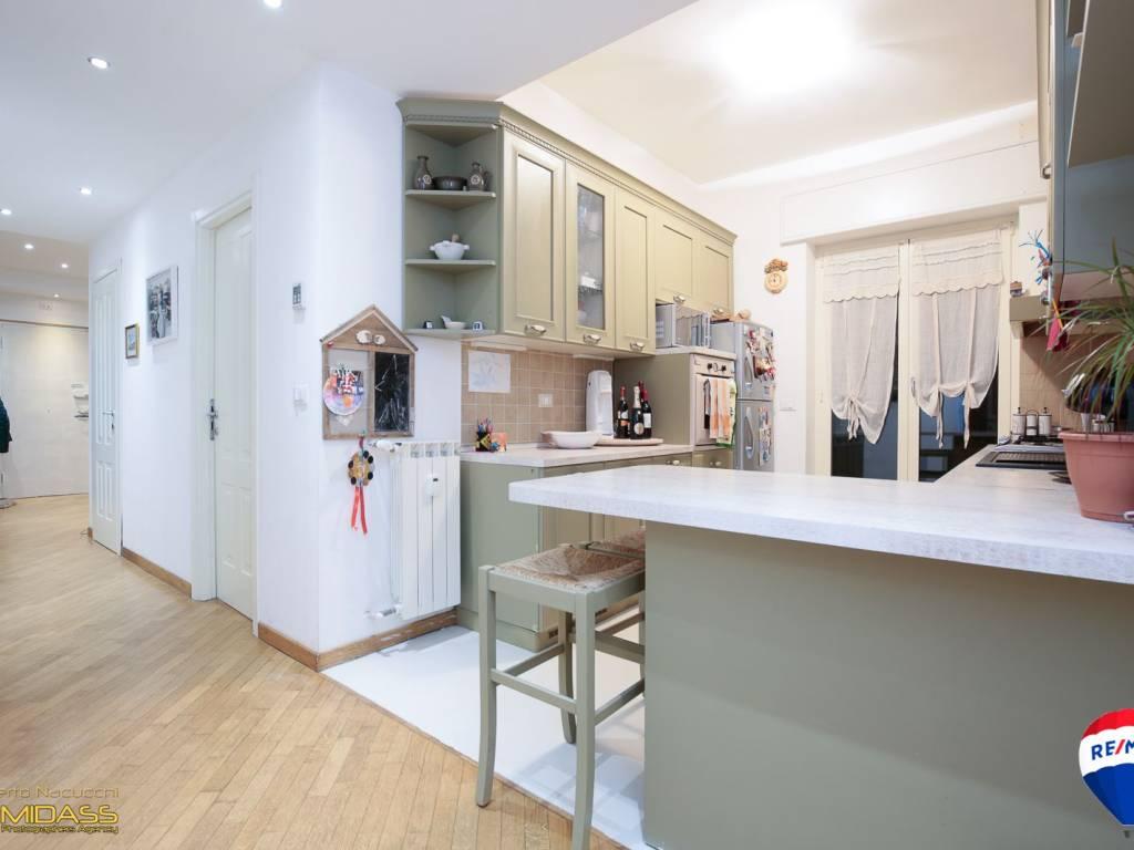 foto  Apartamento T3 via Giorgio Chiesa, Genova