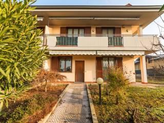 Photo - Terraced house via Alcide De Gasperi 25, Trezzano Rosa