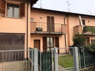 Foto - Villa a schiera via Gioiesima, Magherno