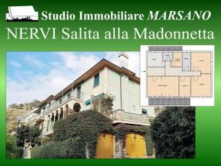 Photo - Apartment good condition, second floor, Nervi, Genova