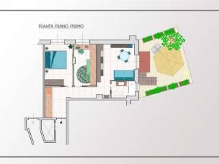 Photo - 3-room flat piazzale Mameli, Recco