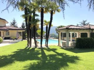Foto - Casa unifamiliar via Castel Montecchio, Villongo