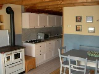 Photo - Single-family townhouse 90 sq.m., excellent condition, Laghi