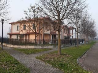 Foto - Villa plurifamiliare via Primo Levi, Fabbrico