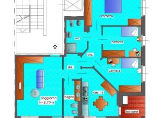 Photo - 4-room flat viale Giacomo Matteotti, Cernobbio