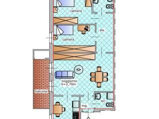 Photo - 3-room flat viale Giacomo Matteotti, Cernobbio