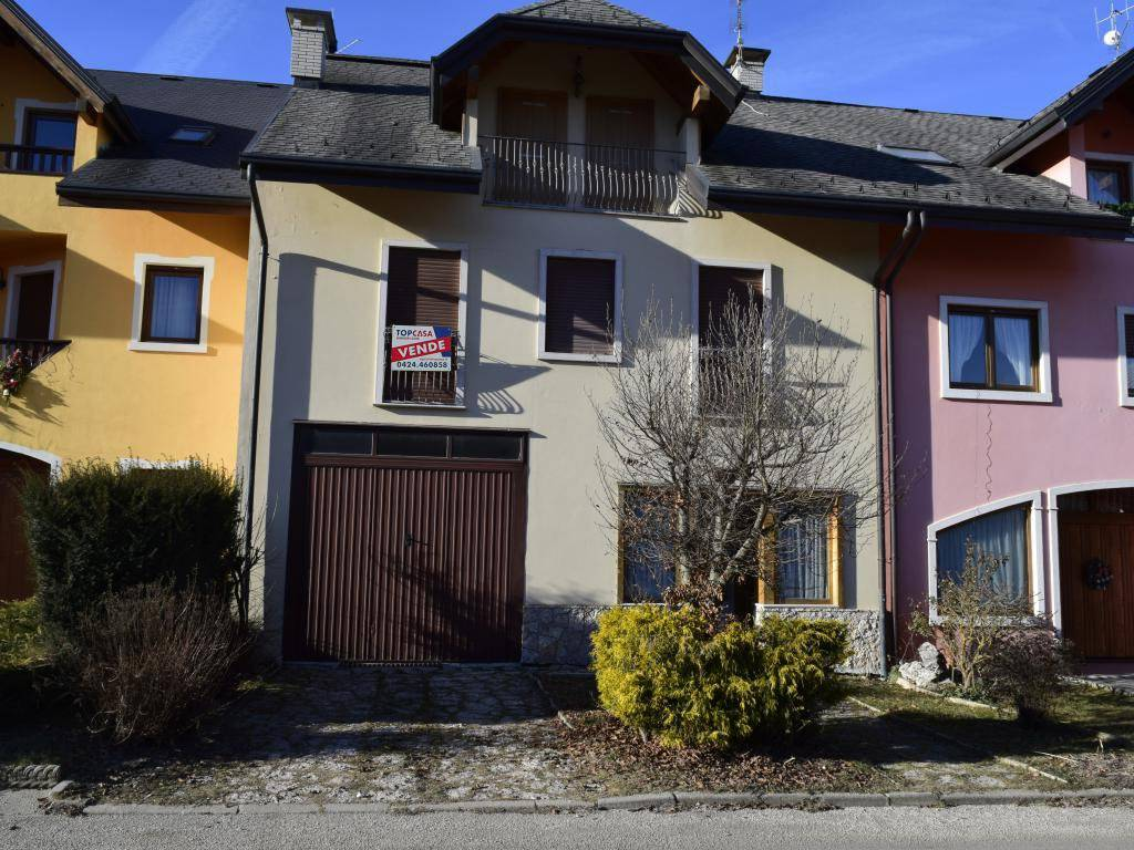 foto  Single-family townhouse via Coda, Asiago