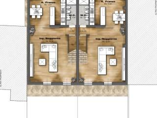 Photo - Single-family townhouse 130 sq.m., new, Serravalle - Tinaia, Empoli