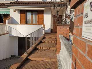 Photo - Terraced house via Gaetano Donizetti, Noviglio