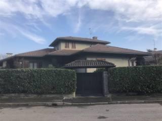 Foto - Villa unifamiliare via Forze dell'ordine, Sant'Angelo Lodigiano