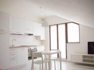 Φωτογραφία - Γκαρσονιέρα άριστη κατάσταση, τελευταίος όροφος, Cuneo