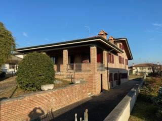 Foto - Villa unifamiliare, buono stato, 455 mq, Piancada, Palazzolo dello Stella