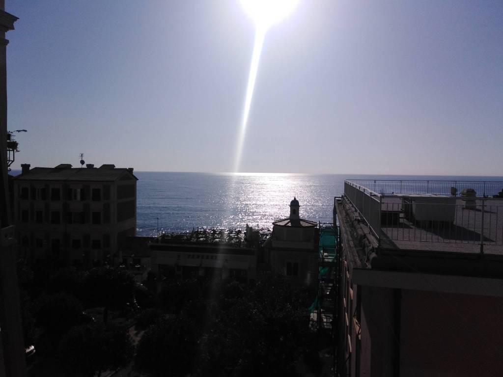 foto vista Penthouse via Giuseppe Mazzini, Bogliasco