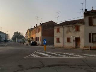 Photo - Single-family townhouse 170 sq.m., to be refurbished, Luzzara