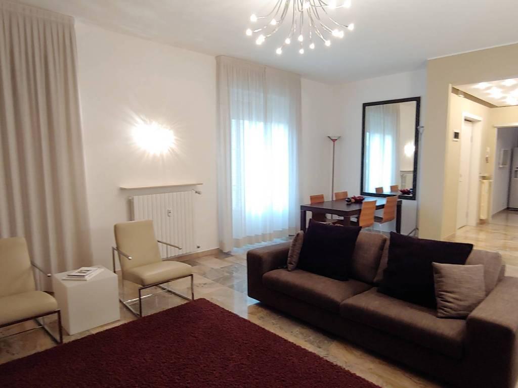 foto  3-room flat via Dioscoride Vitali, Piacenza