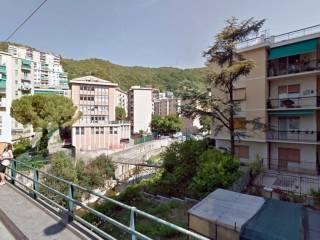 Foto - Piso de dos habitaciones muy buen estado, planta baja, Borgoratti, Genova