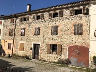 Foto - Villa a schiera via Sant'Andrea, Crocetta del Montello