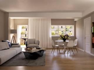 Photo - 3-room flat new, ground floor, Ossona