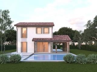 Foto - Villa unifamiliare, nuova, 191 mq, Salcedo