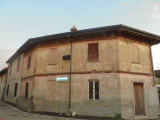 Photo - Single-family townhouse 140 sq.m., to be refurbished, Paderno Ponchielli