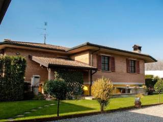 Photo - Single family villa, good condition, 280 sq.m., Soncino