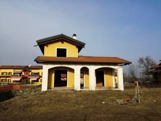 Foto - Villa unifamiliare via Monte Bianco, Cerrione