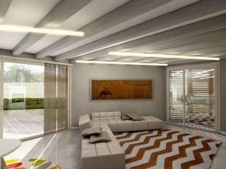Foto - Terratetto unifamiliare 207 mq, nuova, Volpago del Montello