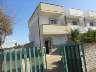 Foto - Villa a schiera via dei Lillà, San Pietro, Manduria