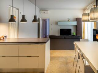 Photo - 3-room flat good condition, ground floor, Longare