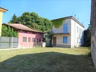 Foto - Terratetto unifamiliare via Breda, Monticelli d'Ongina
