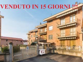 Foto - Trilocale via Primo Mazzolari 12, Centro, Vinovo