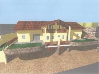Foto - Villa bifamiliare, nuova, 205 mq, Sgonico
