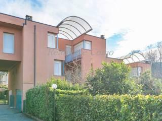 Foto - Villa a schiera via Dante Alighieri 122, Lipomo