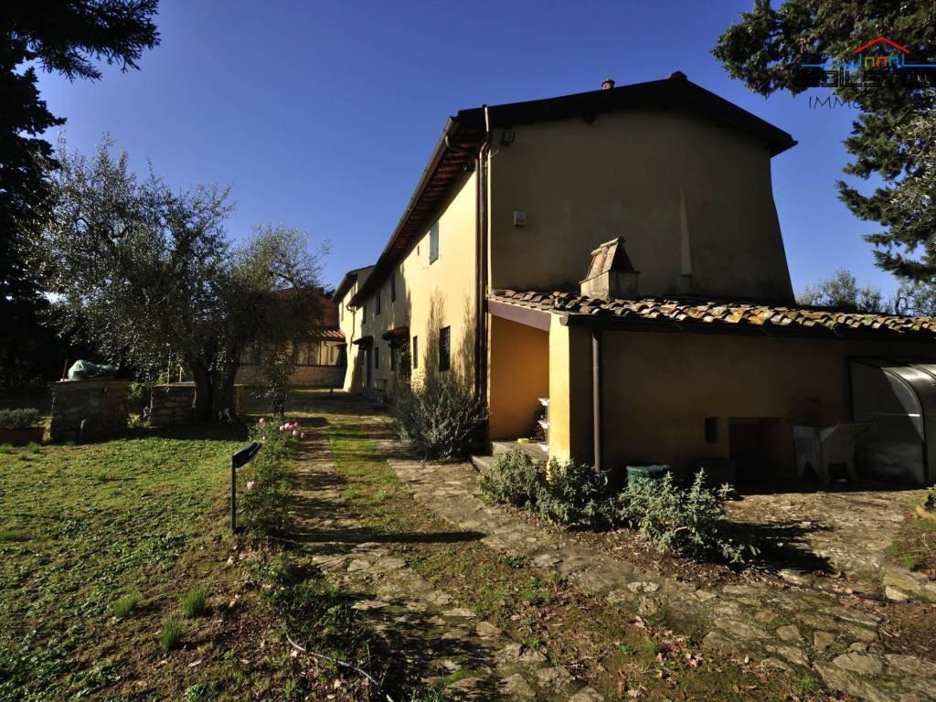 foto VILLA Villa unifamiliare via Vingoncello 2, Scandicci