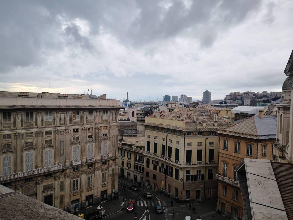 foto  Sótão bom estado, 114 m², Genova