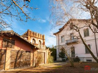 Photo - Single family villa via Alessandro Volta, Locate Varesino