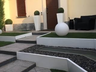 Foto - Villa all'asta viale Monza, Usmate Velate