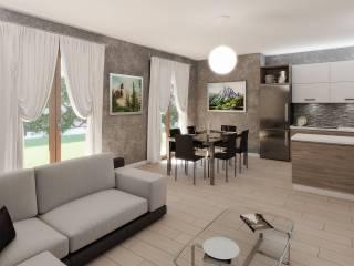 Photo - 4-room flat via Alfredo Piatti, Mozzo