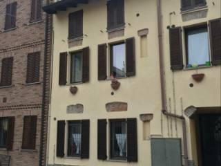 Foto - Mansarda vicolo San Siro 5, Lomazzo