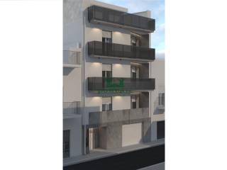 Foto - Terratetto unifamiliare 220 mq, nuova, Ospedale, Andria
