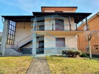 Foto - Casa pareada via Adamello 6, Gandino