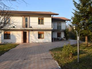 Foto - Villa bifamiliare via Giacomo Matteotti, Povegliano