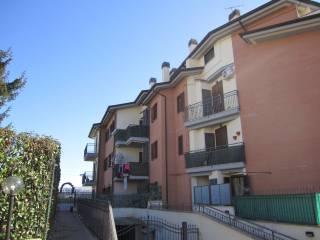 Photo - Penthouse via Torricelli 5, Rignano Flaminio
