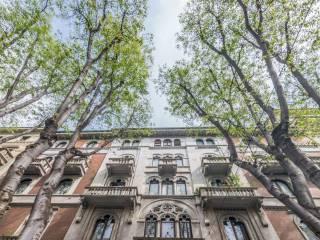 Фотография - Четырехкомнатная квартира via Vincenzo Monti, Vincenzo Monti, Milano